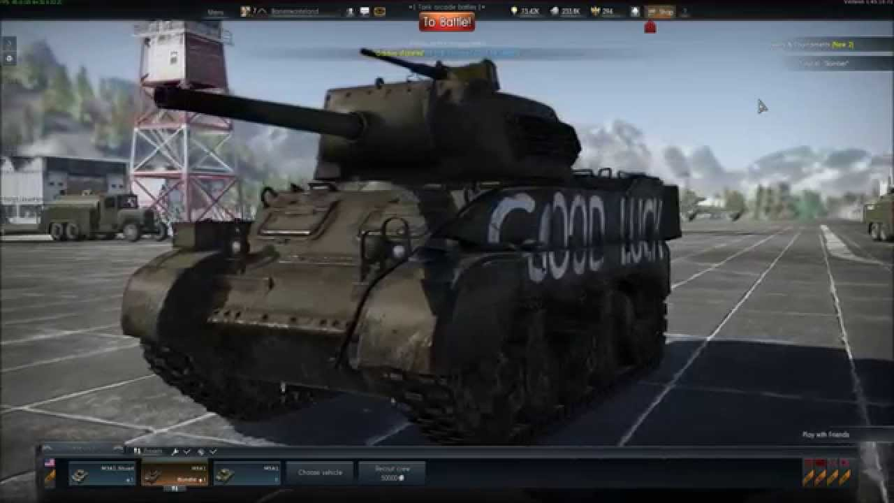 war thunder new american tank destroyer m8a1 youtube