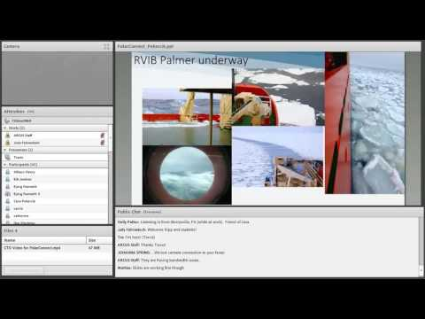 PolarConnect Event: Cara Pekarcik discusses Southern Ocean Diatoms