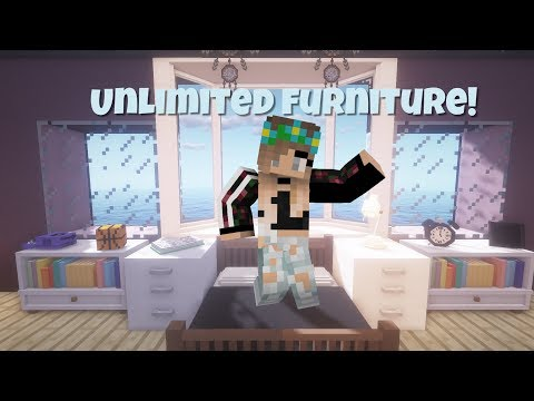 Get furniture for Minecraft!