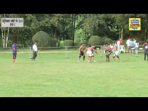 Punjab Sports & Culture Duisburg Germany Kabaddi Cup 2015 Part-2 (Media Punjab TV)