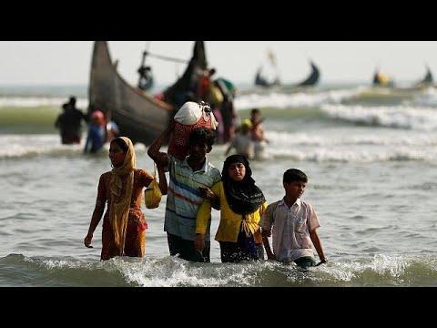 UN chief calls for restraint in Myanmar