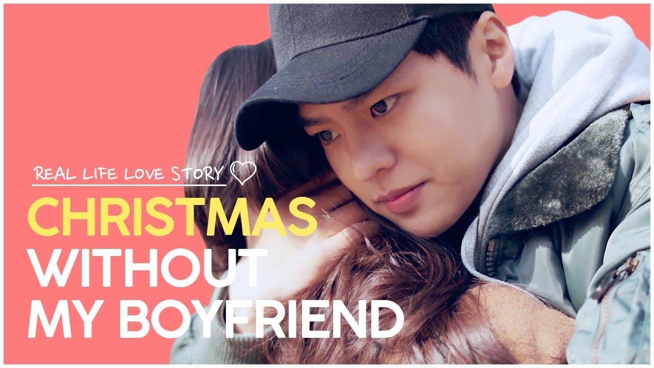 My Christmas Love Cast.Christmas Without My Boyfriend Real Life Love Story Season 2 Ep 3 Eng Sub Dingo Kdrama