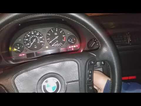 Код разблокировки при запуске БМВ после срабатывания штатной сигнализации. BMW E38.