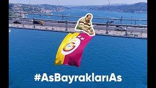 #AsBayraklarıAs - Galatasaray