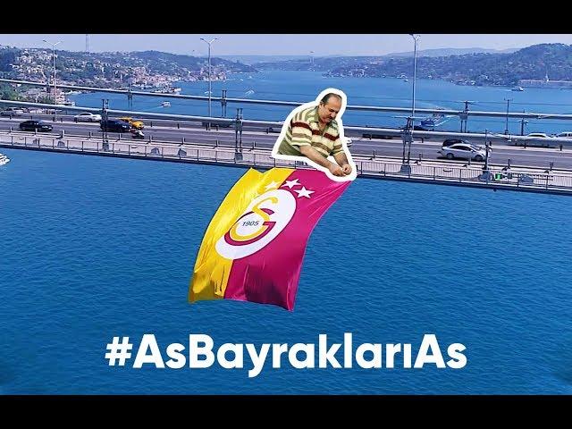 #AsBayraklarıAs