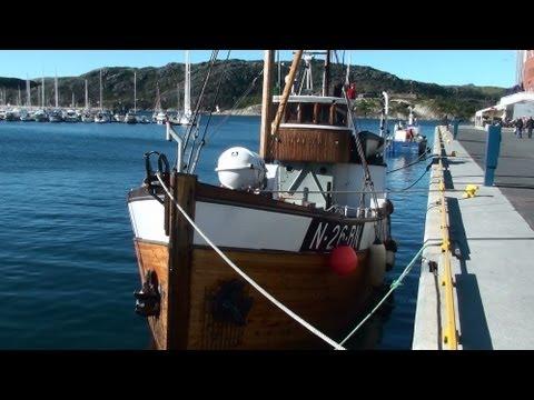 Faxsen..lyden av Bodø Havn. The sound of Bodø Harbour.