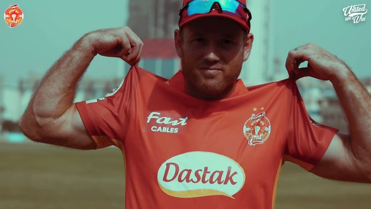 Official Islamabad United Anthem - #RangJeetKaLaalHai by Soch The Band