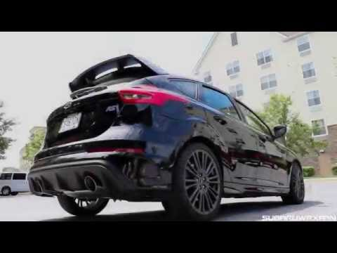 Sound: Stock 2016 Ford Focus RS