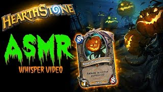 ASMR | Hearthstone | The Headless Horseman & Arena | Whisper Video
