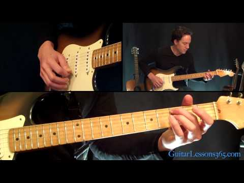 Silent Lucidity Guitar Lesson Pt2  Queensryche  2nd Verse & Chorus
