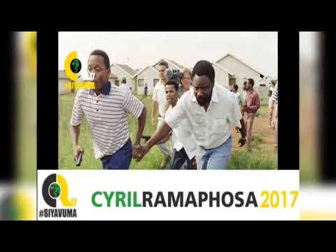 Cyril Ramaphosa~THULA MUTWANAM CR17 VIDEO 2017
