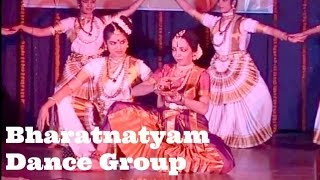Guru Lata Surendra & her Disciples - Indian Classical Dance Forms | Bharatnatyam Dance Group