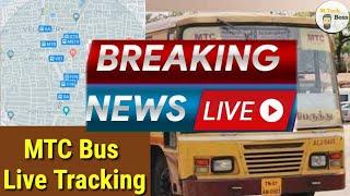 MTC Bus Live Tracking | Chennai MTC Bus Live Tracking on Android mobile | Bus Live Tracking App screenshot 4