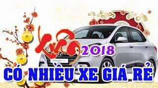 Dịp Tết 2018 sẽ có nhiều xe giá rẻ | Xôn xao Mazda CX3 2018 sắp ra mắt tại Việt Nam