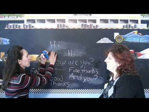 Lesson 2 - Learn English with Jennifer - More Greetings