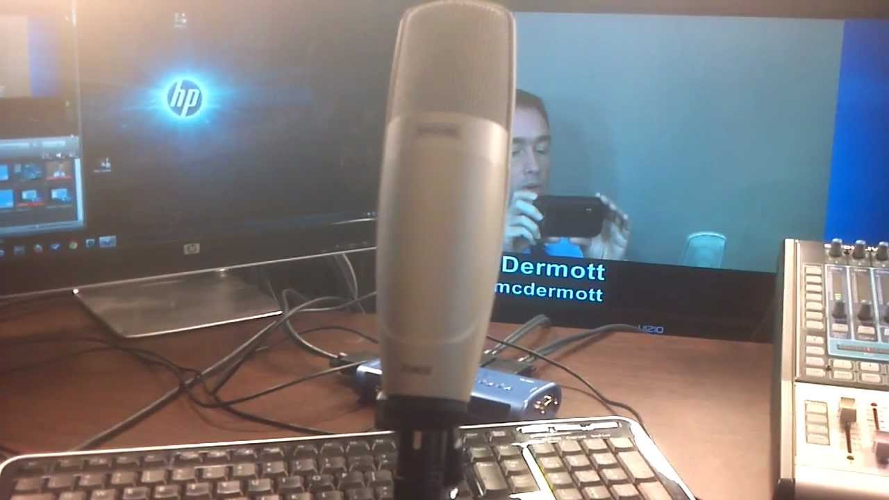 My Wirecast Tv Studio Setup For Live Streaming Updated