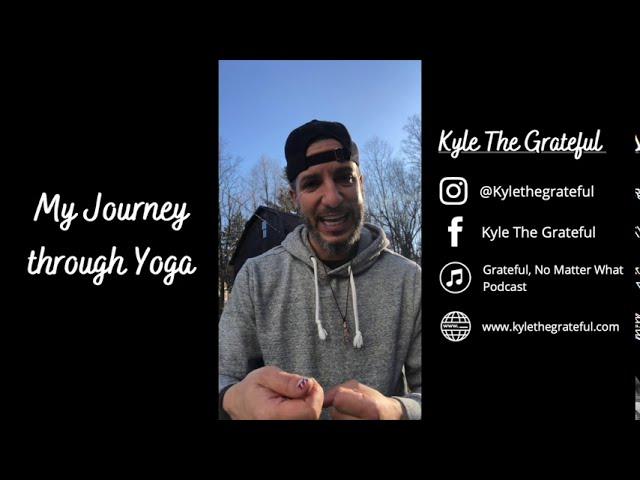 My Journey Through Yoga