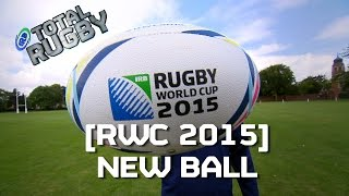 Video New Gilbert Ball! - Rugby World Cup 2015 England [FIRST LOOK] download MP3, 3GP, MP4, WEBM, AVI, FLV Desember 2017