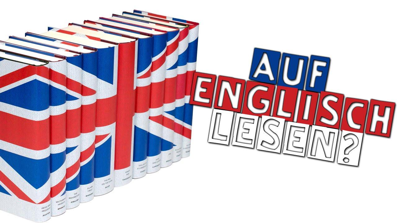 englische bücher lesen - youtube