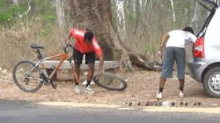 Biking @ Nandi - Part 2