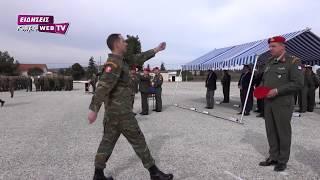 Απονομή Κόκκινου Μπερέ στην 71η Ταξιαρχία - Eidisis.gr webTV