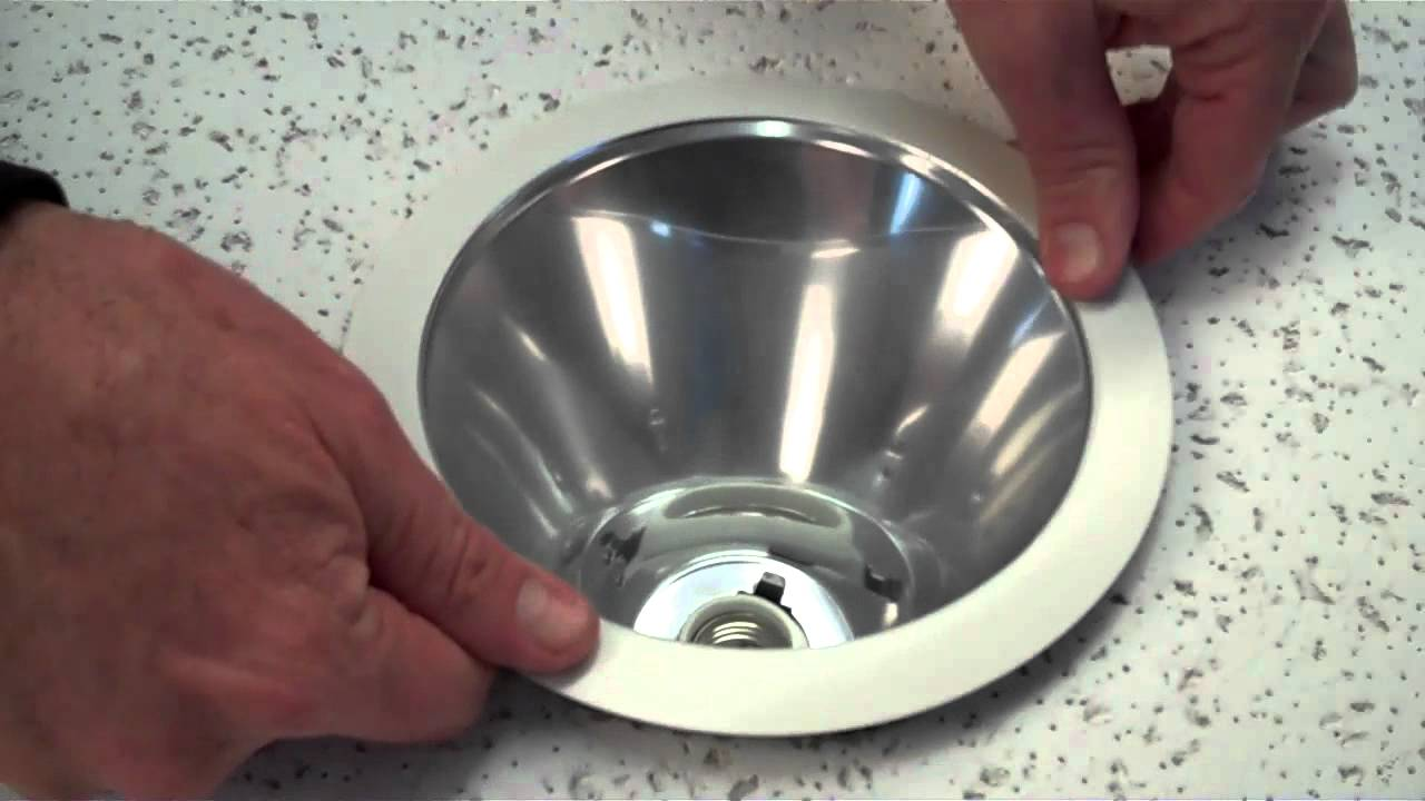 How to install a 6 air tight recessed trim by total recessed how to install a 6 air tight recessed trim by total recessed lighting youtube aloadofball