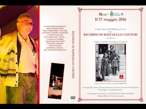Ricordo di Raffaello Canteri