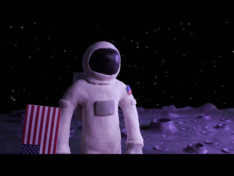 First Man On The Moon (Parody)