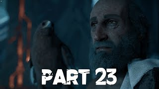 ASSASSIN'S CREED ODYSSEY Gameplay Walkthrough Part - 23 | A FAMILY'S LEGACY | PYTHAGORAS