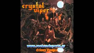 Crystal Viper - Fire Be My Gates (2012)
