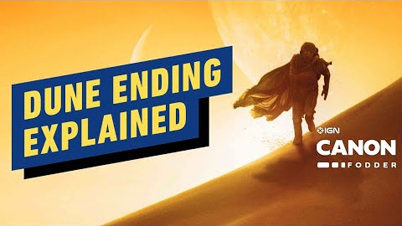 Download Dune: Ending and Book Story Explained | Canon Fodder