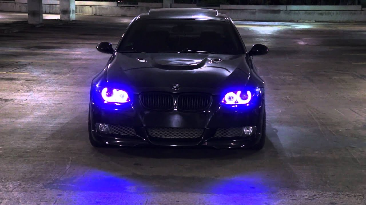 Xenon4car Rgb Angel Eyes Led S For All Bmw Youtube