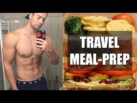 3 MEAL PREP IDEAS FOR TRAVELLING