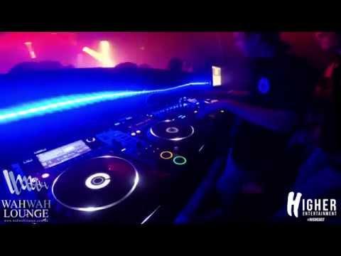 HIGHCAST 0.7 LIVE DJ SET   NATHAN THOMSON VS MATT WATKINS AT WAH WAH LOUNGE   HIGHER ENTERTAINMENT