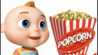 TooToo Boy - Popcorn Episode | Lustig-Comedy-Serie | Videogyan Kinder Zeigen