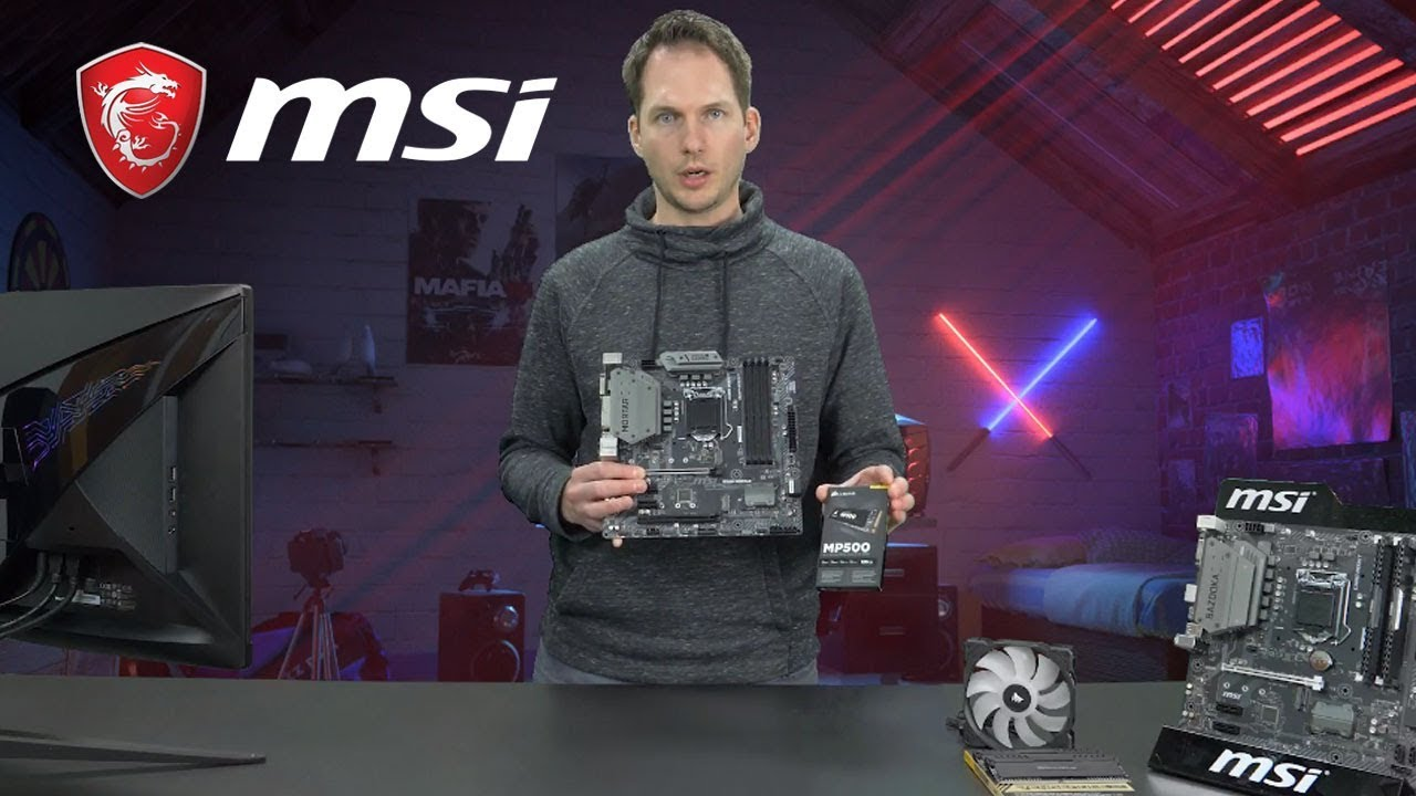 What you need to know about MSI B360M MORTAR | Gaming Motherboard | MSI