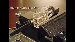 Download [30] Closeup On How Lock Picking Works Mp3 and Videos