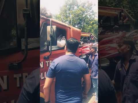 || Traffic Police Gundagiri ||     Navi Mumbai - Airoli