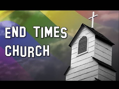 END TIMES CHURCH: The Great Falling Away