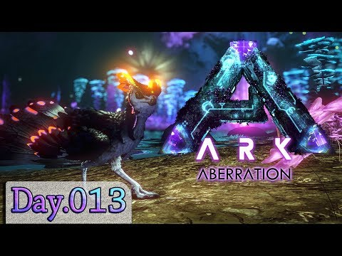 【ボス倒したら終わりな!】ARK: Aberration をふつうに実況プレイ Day.013 - YouTube