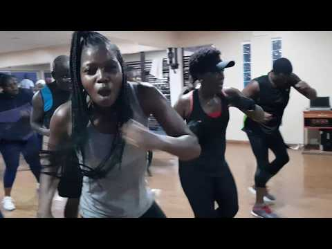 Fitlifewithchero - High Intense Taebo - paul @jamii fitness center