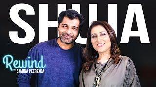 Shuja Haider's Journey from Tera Wo Pyar to Baaghi on Rewind with Samina Peerzada | Coke Studio