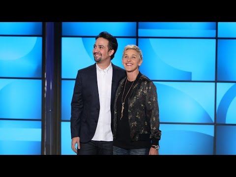 Thumbnail: Lin-Manuel Miranda Busts Out Rhymes with Ellen