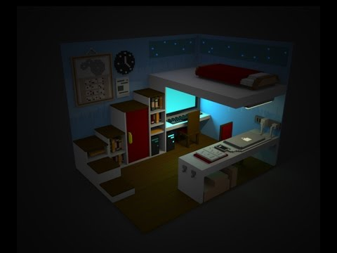 MagicaVoxel' which can easily draw 3D dots like Mikura even