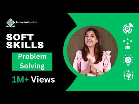 Soft Skills - Problem Solving