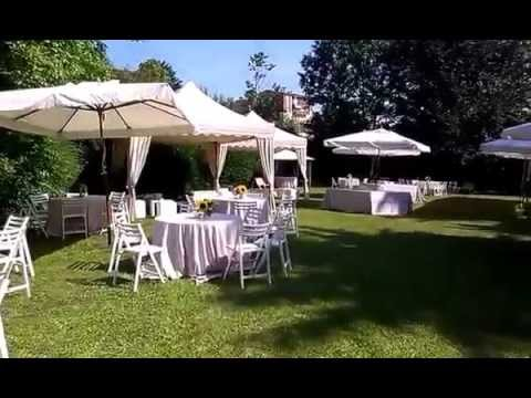 Giardino Villa Teodolinda Villa d\'Adda Bergamo