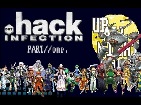 """.Hack//Infection Walkthrough (PS2)【Part 1】Welcome To """"The World"""" ⌈ENG⌋"""