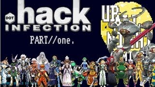 .Hack//Infection Walkthrough (PS2)【Part 1】Welcome To