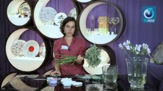 Как сделать букет невесты наглядный мастер класс