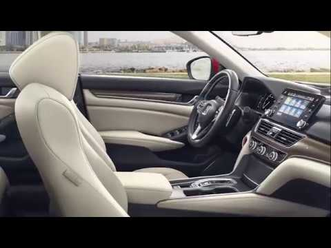 How to Use Navigation System Voice Recognition on the 2018 Honda Accord